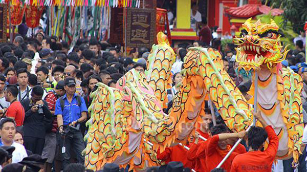 cap go meh celebration in singkawang will feature 100 tatungs from rh indonesia travel